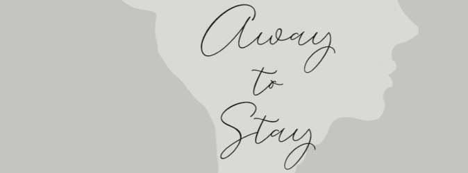 Crop of cover for Away to Stay by Mary Kuryla